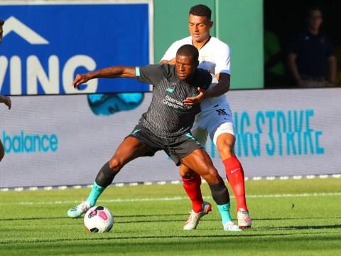 Georginio Wijnaldum laments 'painful and poor' Liverpool pre-season so far