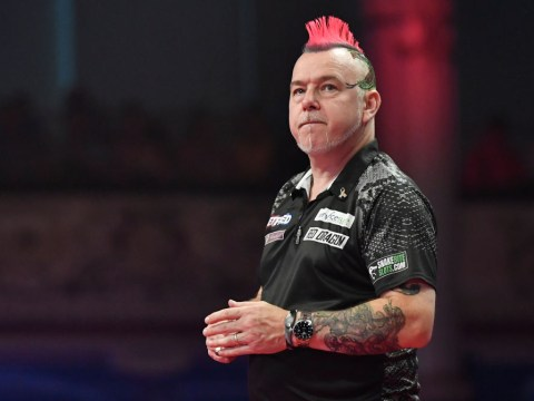 Peter Wright back on form with his uber-successful darts that 'do his nut in'