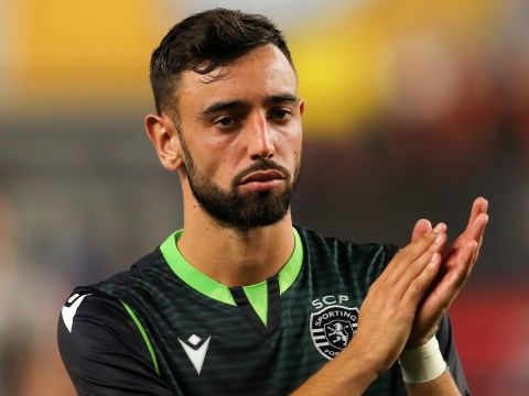 Bruno Fernandes responds to Manchester United and Tottenham transfer speculation