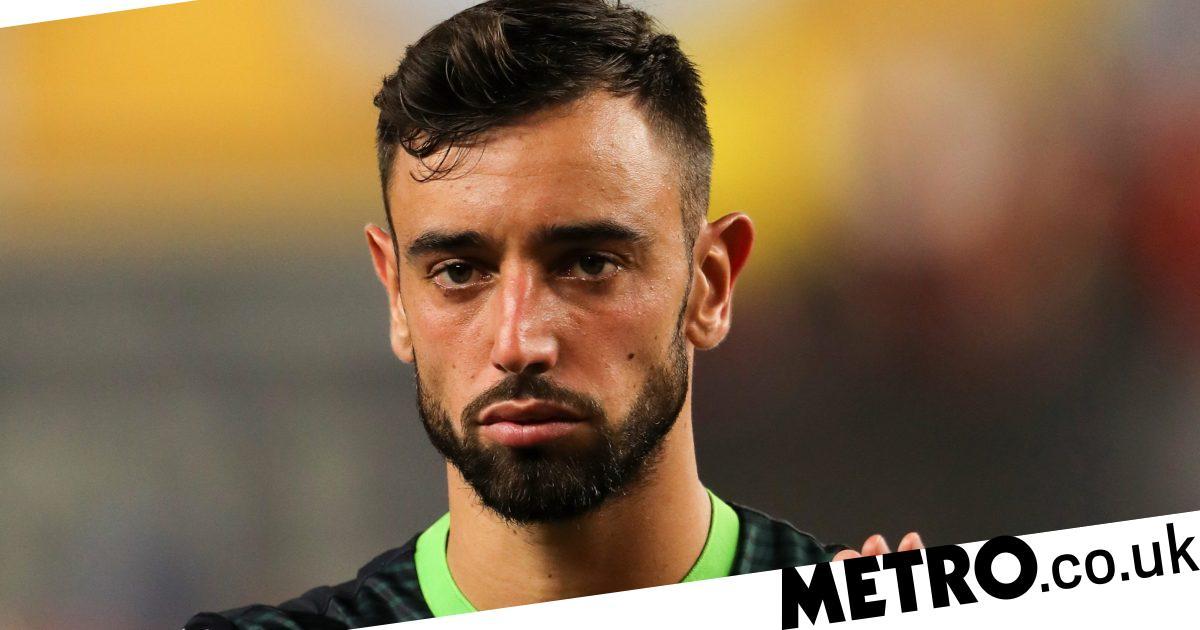Sporting Boss Gives Man Utd Hope Of Bruno Fernandes