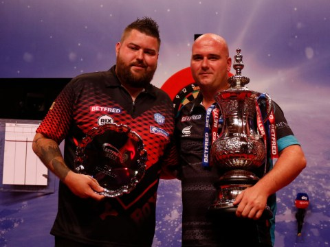 Michael Smith left 'fuming' after World Matchplay final defeat to Rob Cross
