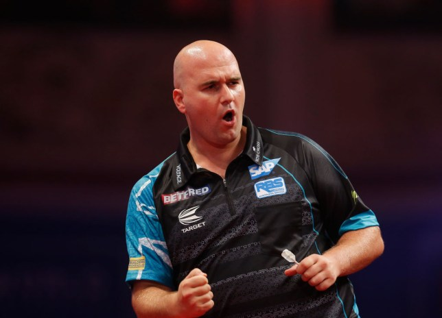 Rob Cross is way ahead of schedule en route to the top of darts after World Matchplay triumph