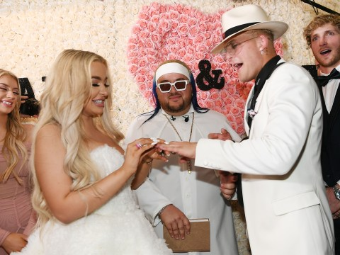 Tana Mongeau admits wedding to Jake Paul was one big prank: 'It was for fun and content'