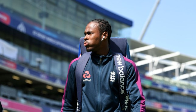 Jofra Archer has been one of the stars of England's World Cup campaign