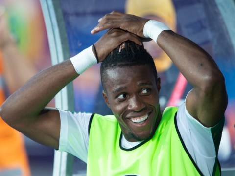 Arsenal target Wilfried Zaha not interested in Manchester United return
