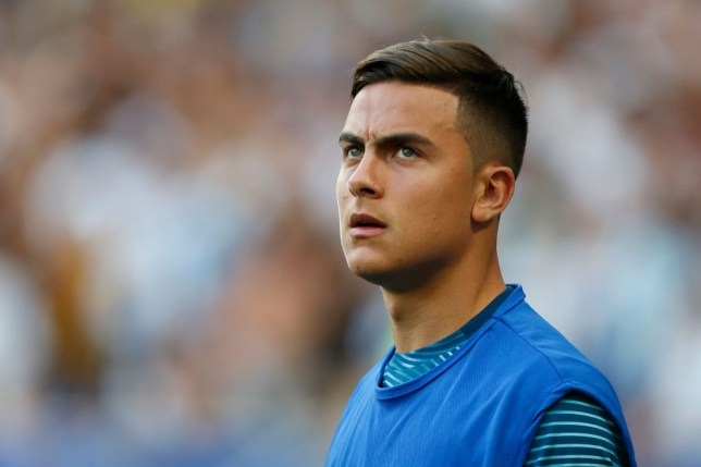 Manchester United are keen to sign Paulo Dybala from Juventus