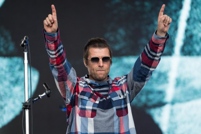 Liam Gallagher claims new song Once is 'one of the best songs' he's ever made