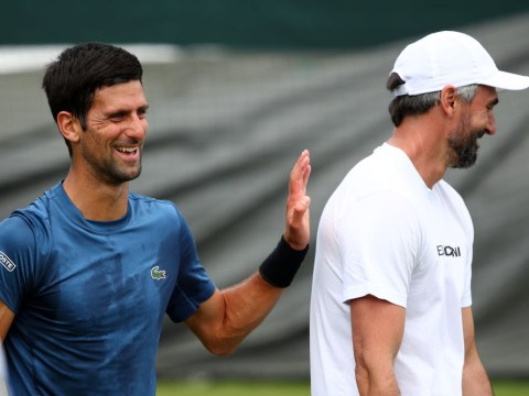 Novak Djokovic confirms he has added Goran Ivanisevic to his coaching team for Wimbledon
