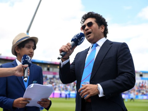 Sachin Tendulkar speaks out on MS Dhoni form amid World Cup criticism