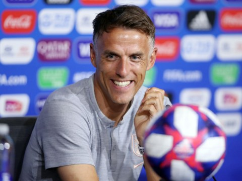 Phil Neville family, wife and playing career ahead of World Cup semi-final