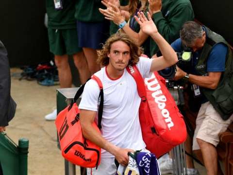 'P**sed off' Stefanos Tsitsipas takes swipe at Next Gen after Wimbledon exit on Day 1