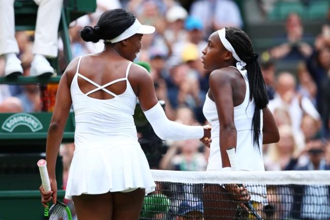 Cori Gauff reveals what Venus Williams told her after Wimbledon upset