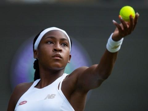 Cori Gauff's age, parents and ranking as she defeats Venus Williams at Wimbledon
