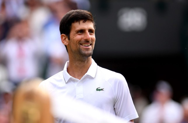 Novak Djokovic reveals the Next Gen player he likes the most amid Wimbledon struggles