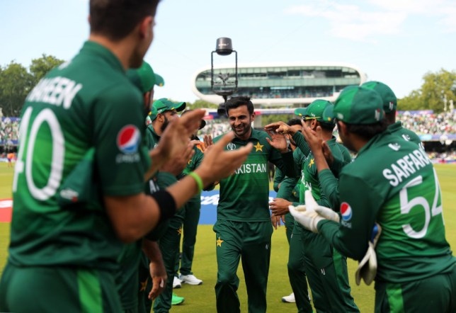 Shoaib Malik's retirement statement in full after Pakistan exit World Cup