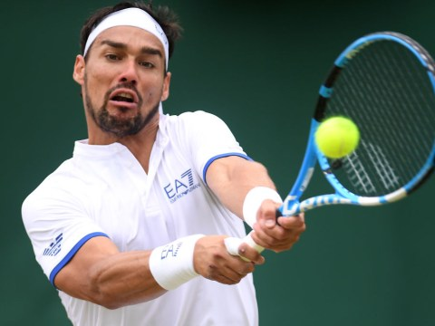 Fabio Fognini yells 'a bomb should explode here' in Wimbledon meltdown