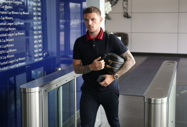 Atletico Madrid complete the signing of Kieran Trippier from Tottenham