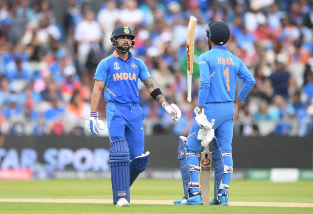 India lost their Cricket World Cup semi-final against New Zealand