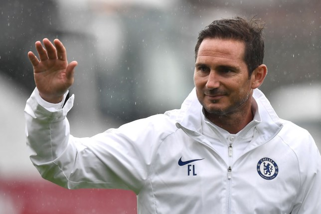 Frank Lampard's Chelsea face Bohemians
