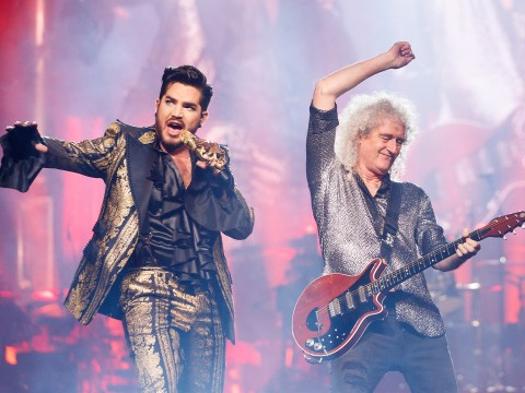 Brian May feels it's a 'privilege' to work with Adam Lambert as he praises live vocals