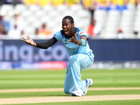 Jofra Archer sends World Cup final warning to New Zealand batsmen after injuring Alex Carey