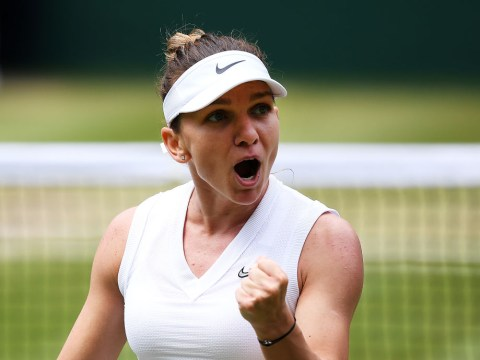 Simona Halep books spot in first Wimbledon final