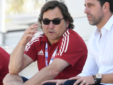 Arsenal transfer chief Raul Sanllehi flies back to London to complete double deal