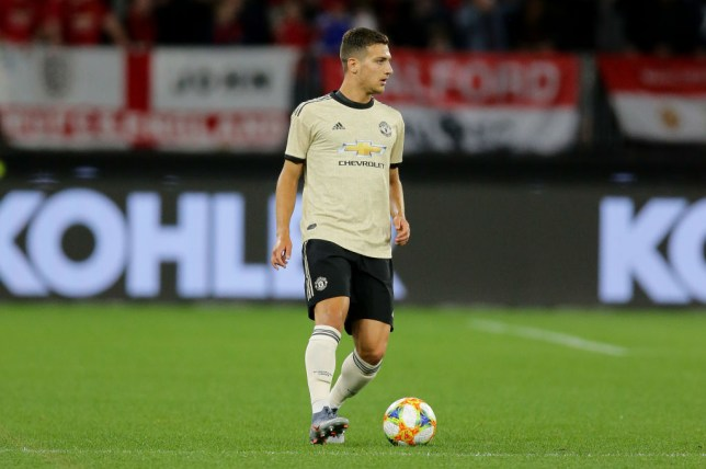 Diogo Dalot has a future at Manchester United according to Ole Gunnar Solskjaer (Picture: Getty)