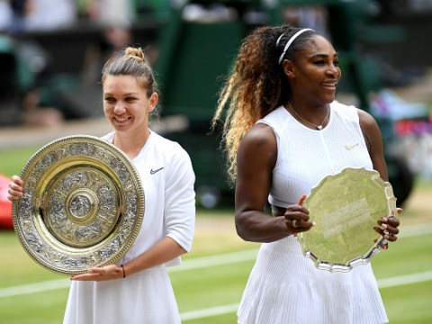 Simona Halep wins first Wimbledon to deny Serena Williams Grand Slam record