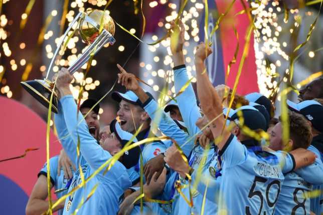 England won the World Cup after defeating New Zealand in a thrilling final
