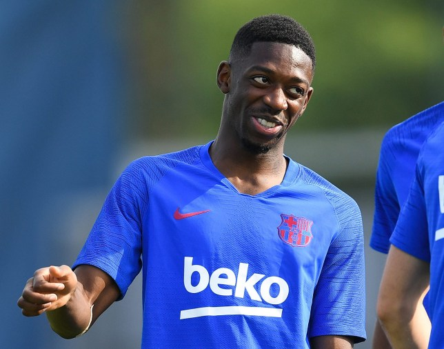 Liverpool should sign Barcelona star Ousmane Dembele, says Danny Murphy