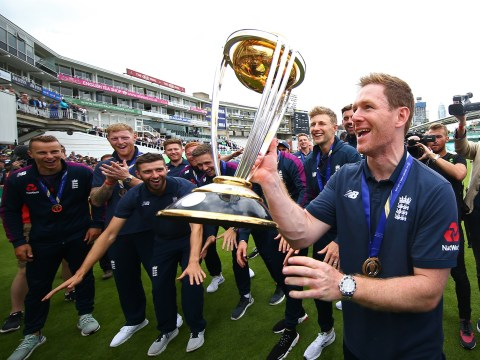 The cricket World Cup final – an eight-hour stomach ache and how Jonathan Agnew saved me from a total collapse