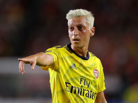 Mesut Ozil names the Arsenal youngster he expects to have a 'big season'