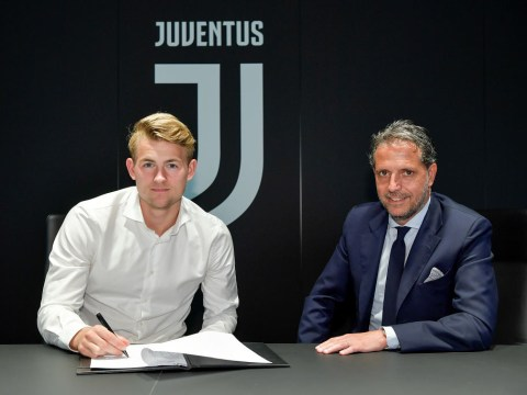 Matthijs de Ligt explains decision to choose Juventus over Man Utd, Liverpool, Barcelona and PSG