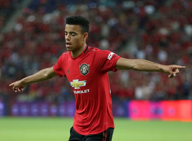 Mason Greenwood scored the only goal in Man Utd's 1-0 win over Inter