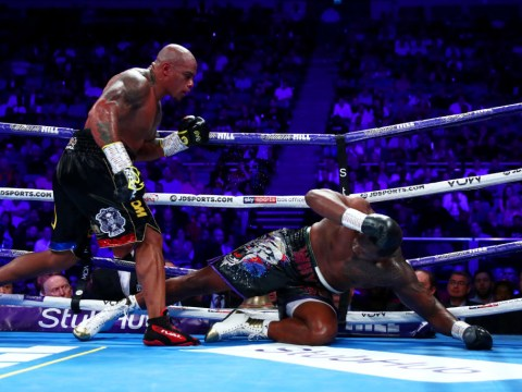Oscar Rivas wants defeat to Dillian Whyte struck off if Brit found guilty of doping