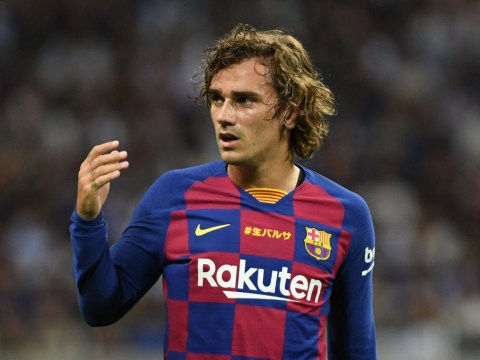 Antoine Griezmann's switch to Barcelona could be cancelled by La Liga