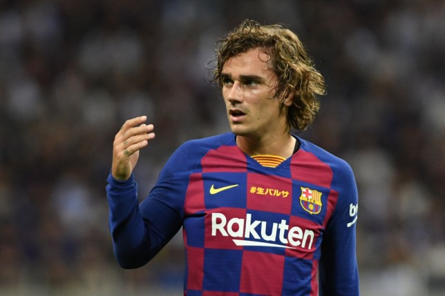 Antoine Griezmann could still see his move to Barcelona cancelled