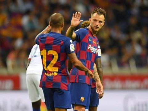 Ernesto Valverde opens door for Ivan Rakitic exit amid Man Utd transfer speculation