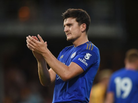 Manchester United sent Harry Maguire transfer warning by Leicester City boss Brendan Rodgers