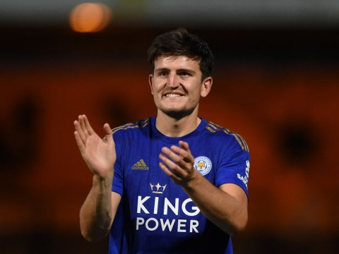 Ole Gunnar Solskjaer tells Ed Woodward to complete Harry Maguire transfer after Eric Bailly injury