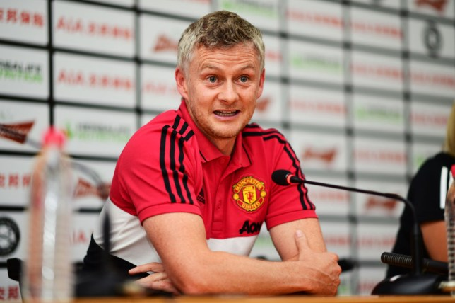 Ole Gunnar Solskjaer insists he's not frustrated by the club's lack of signings (Picture: Getty)