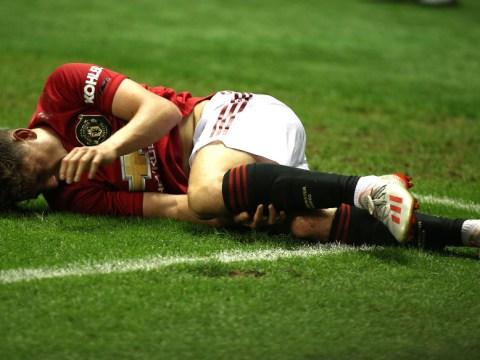 Manchester United manager Ole Gunnar Solskjaer praises 'brave little boy' Daniel James