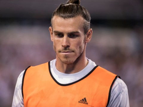 Gareth Bale pulls out of Real Madrid's squad for Audi Cup in Munich