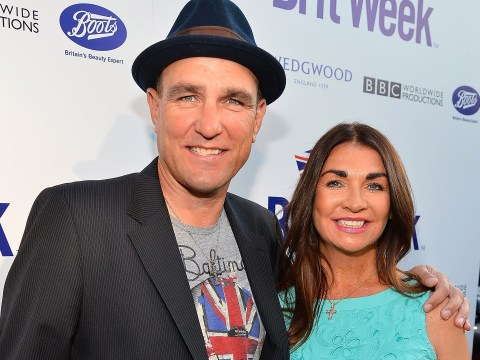 Vinnie Jones' wife Tanya dies aged 53 after a long battle with cancer