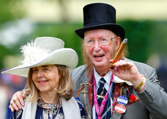 John McCririck cause of death revealed as secret lung cancer