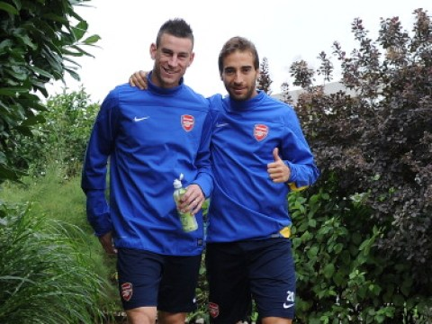 Mathieu Flamini defends Laurent Koscielny after Arsenal captain refuses to travel on club's US tour