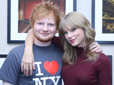 Ed Sheeran is speaking directly with Taylor Swift amid Scooter Braun spat