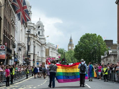 Britain still has a long way to go to achieve true equality for my LGBT+ community