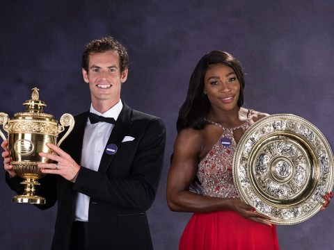 Andy Murray reveals how Serena Williams Wimbledon partnership was forged